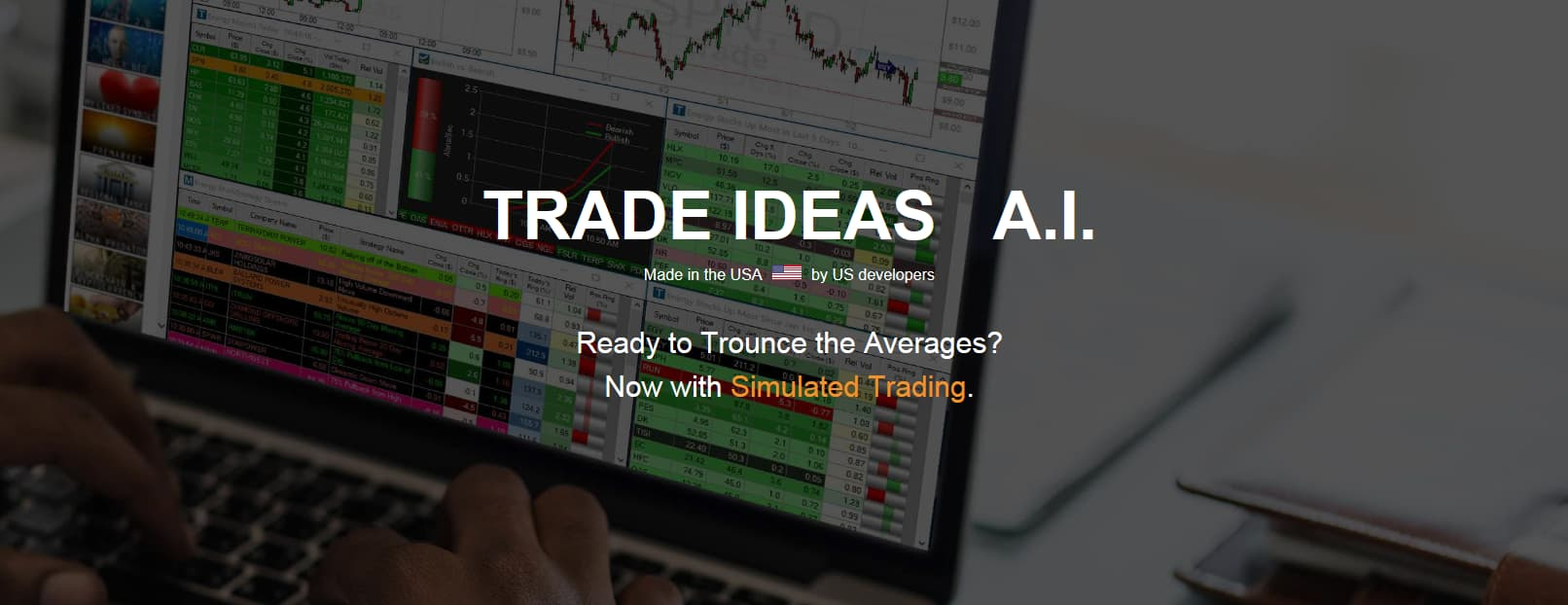 Trade Ideas Review | Chart